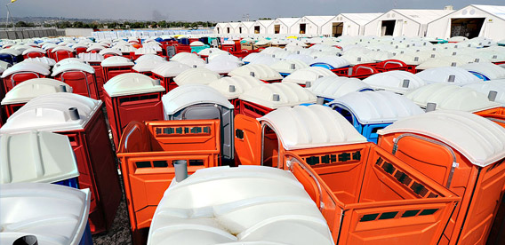 Champion Portable Toilets in Vacaville, CA
